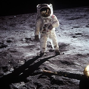 600px aldrin apollo 11 300x300 We Came in Peace For All Mankind