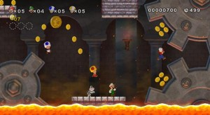 New Super Mario Bros Wii 4 300x164 New Super Mario Bros. Wii Review
